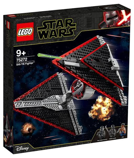 75272 LEGO Star Wars The Rise of Skywalker Sith TIE Fighter