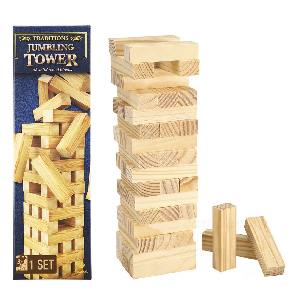 Traditions Jumbling Tower