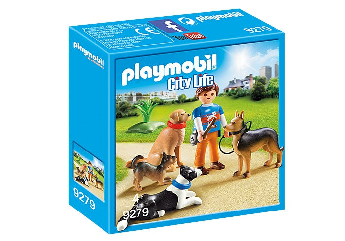 9279 Playmobil Dog Trainer
