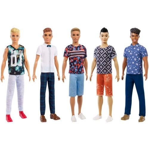 Barbie Ken Fashionistas Asst
