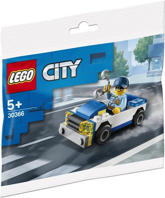 30366 LEGO City Police Car