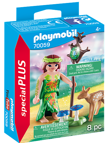 70059 Playmobil Fairy with Deer