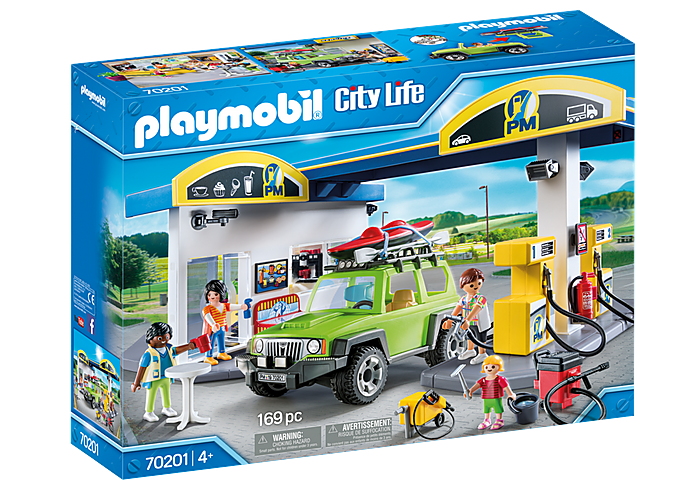 70201 Playmobil Gas Station