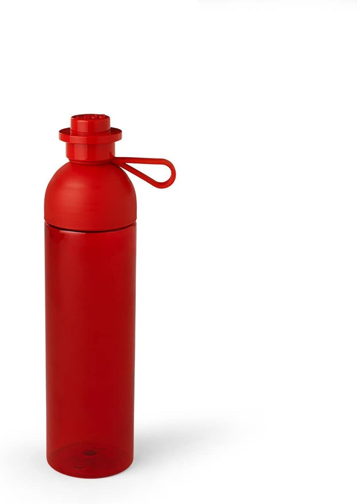 LEGO Hydration Bottle 0.74l - Transparent Red