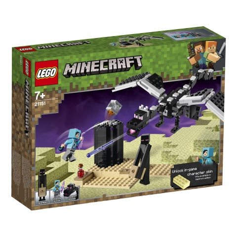 21151 LEGO Minecraft The End Battle