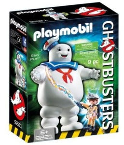 9221 Playmobil Stay Puft Marshmallow Man