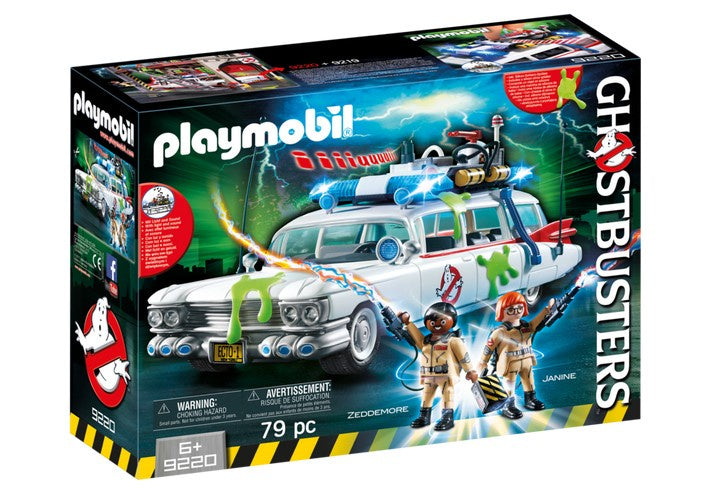 9220 Playmobil Ghostbusters Ecto-1
