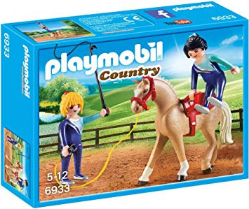 6933 Playmobil Vaulting