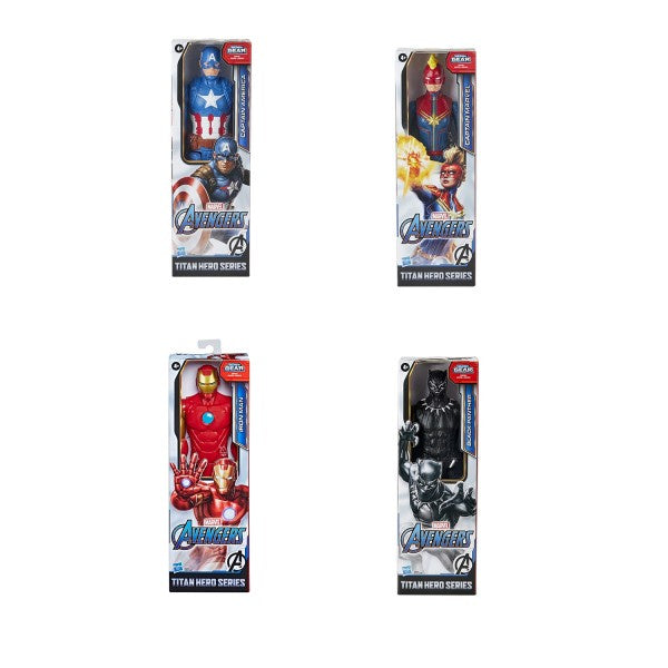 Marvel Avengers Titan Hero  Assorted Figures
