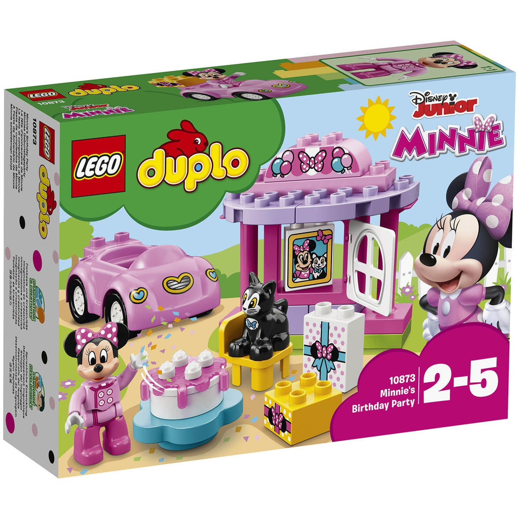 10873 LEGO DUPLO Disney Minnie's Birthday Party