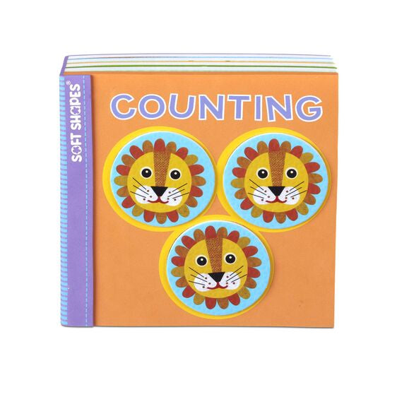 31204 Melissa & Doug Soft Shapes Counting