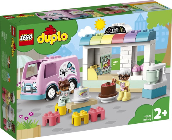 10928 LEGO DUPLO My First Bakery