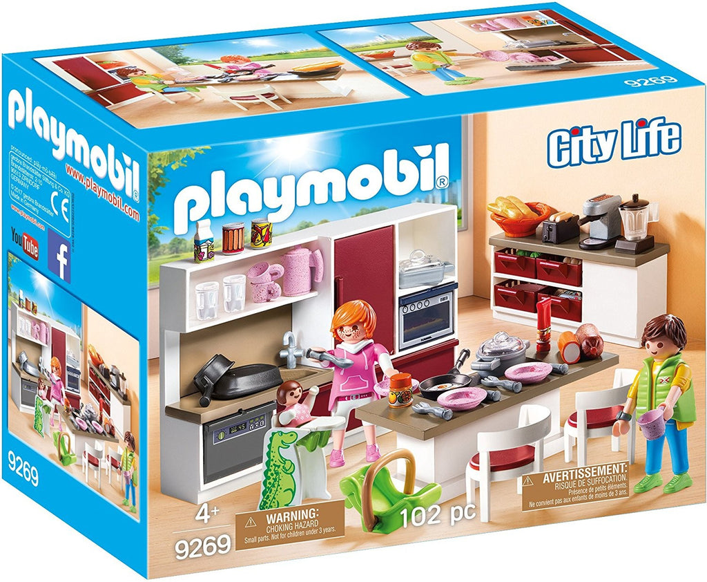 9269 Playmobil Kitchen
