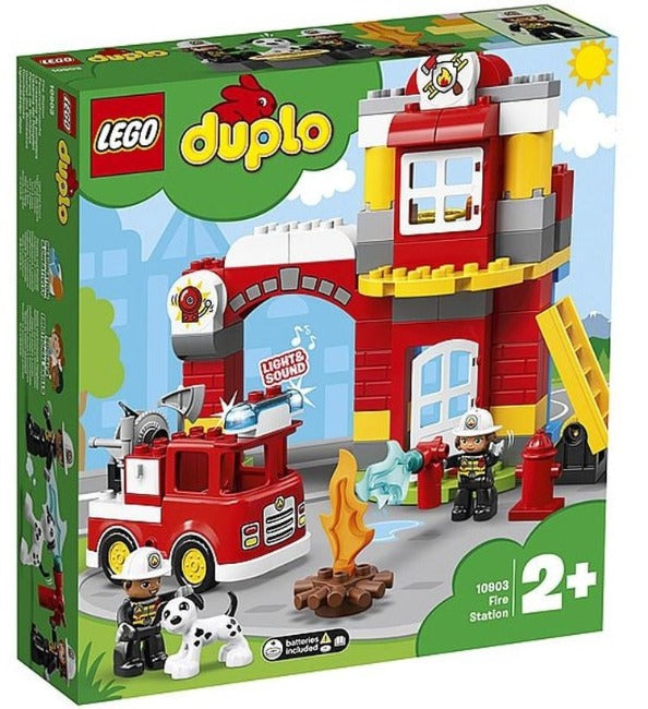 10903 DUPLO Town Fire Station