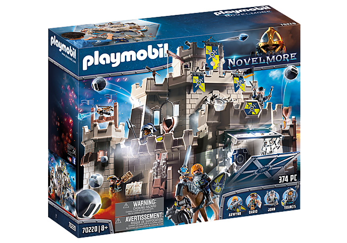 70220 Playmobil Grand Castle of Novelmore