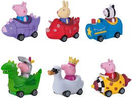 Peppa Pig World of Peppa - Mini Buggies