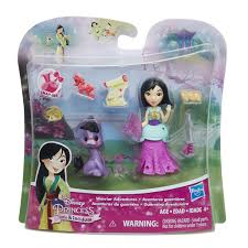 Disney Princess Little Kingdom Mulan Warrior Adventures
