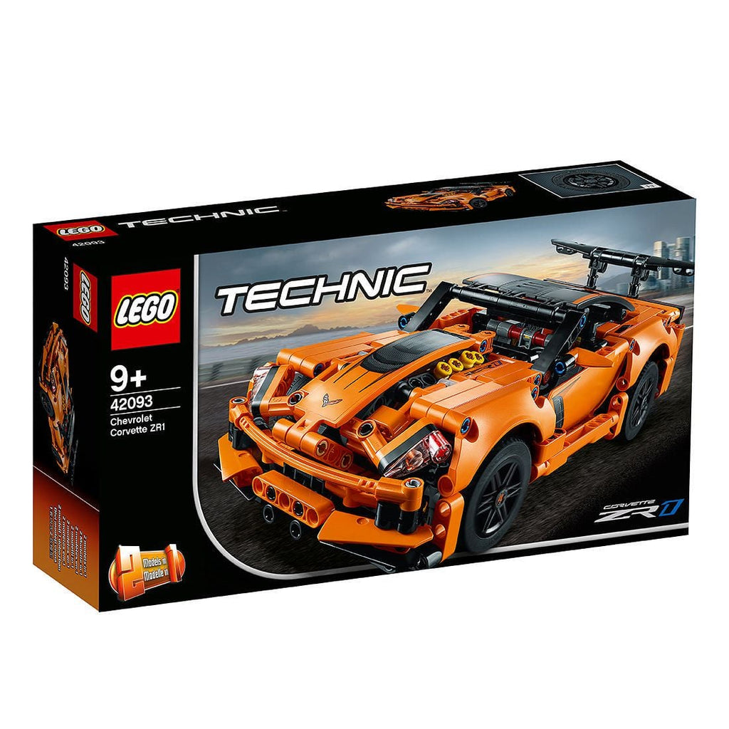 42093 LEGO Technic Chevrolet Corvette ZR1
