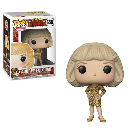 656 Funko POP! Little Shop of Horrors - Audrey Fulquard