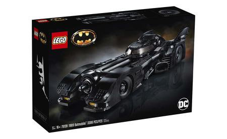 76139 LEGO  Super Heroes 1989 Batmobile