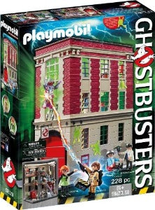 9219 Playmobil Ghostbusters Firehouse
