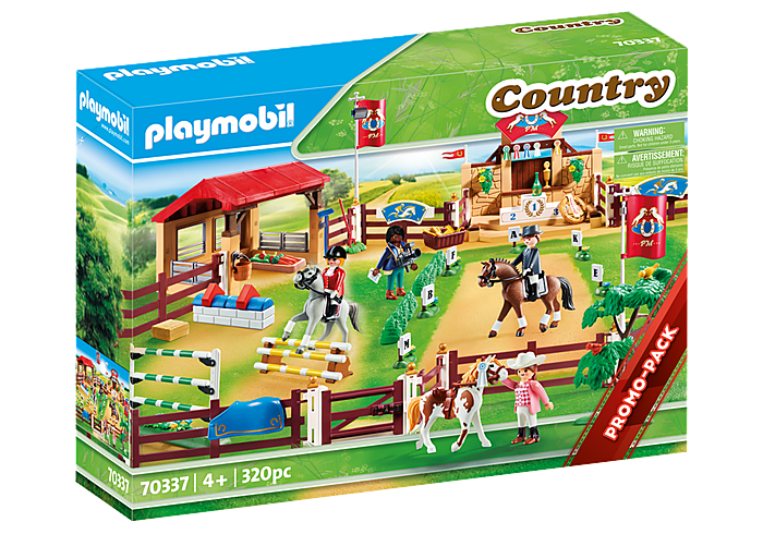 70337 Playmobil Large Equestrian Tournament