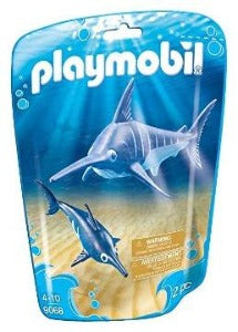 9068 Playmobil Swordfish with Baby