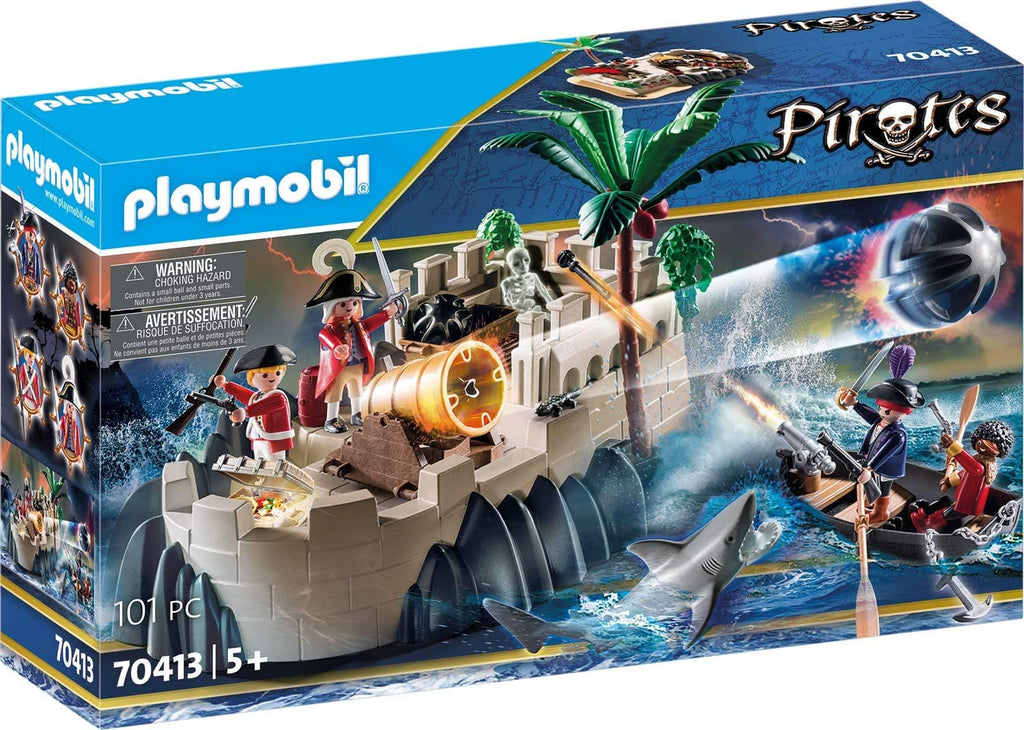 70413 Playmobil Redcoat Bastion