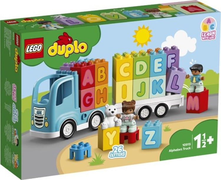 10915 LEGO DUPLO My First Alphabet Truck