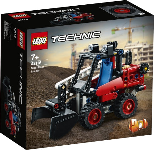 42116 LEGO Technic Skid Steer Loader