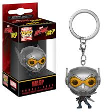 Funko POP! Marvel Ant-Man and the Wasp - Wasp Keychain