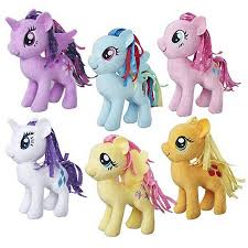 My Little Pony Small Plush Assorted