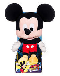 Disney Junior Mickey Big Head Plush