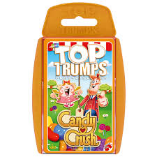 Top Trumps Candy Crush