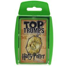 Top Trumps Harry Potter and the Deathly Hallows Pt1