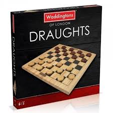 Waddingtons Draughts