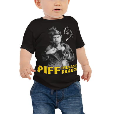 BABY B&W PHOTO T-SHIRT