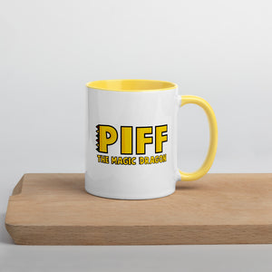 PIFFIN' AINT EASY MUG