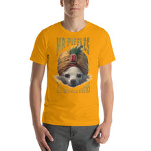 Load image into Gallery viewer, ADULT - THE DOG WHO KNOWS T SHIRT
