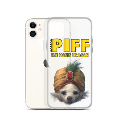 MR. PIFFLES IPHONE CASE