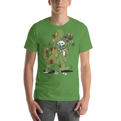 ADULT CARTOON T-SHIRT