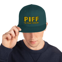 Load image into Gallery viewer, SNAPBACK HAT - PIFF THE MAGIC DRAGON