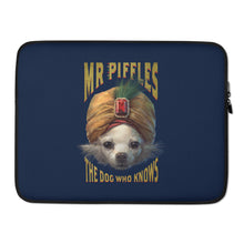 Load image into Gallery viewer, MR. PIFFLES LAPTOP SLEEVE