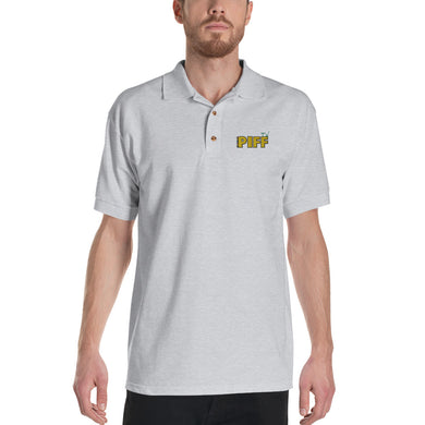 PIFFTV EMBROIDERED POLO SHIRT