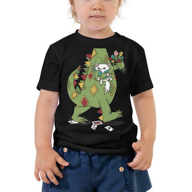 TODDLER CARTOON T-SHIRT