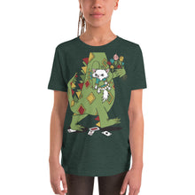 Load image into Gallery viewer, YOUTH SLIM FIT CARTOON T-SHIRT