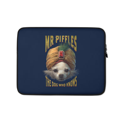 MR. PIFFLES LAPTOP SLEEVE