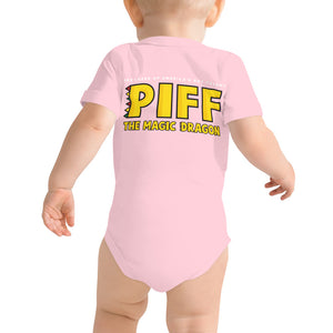 BABY CARTOON ONESIE