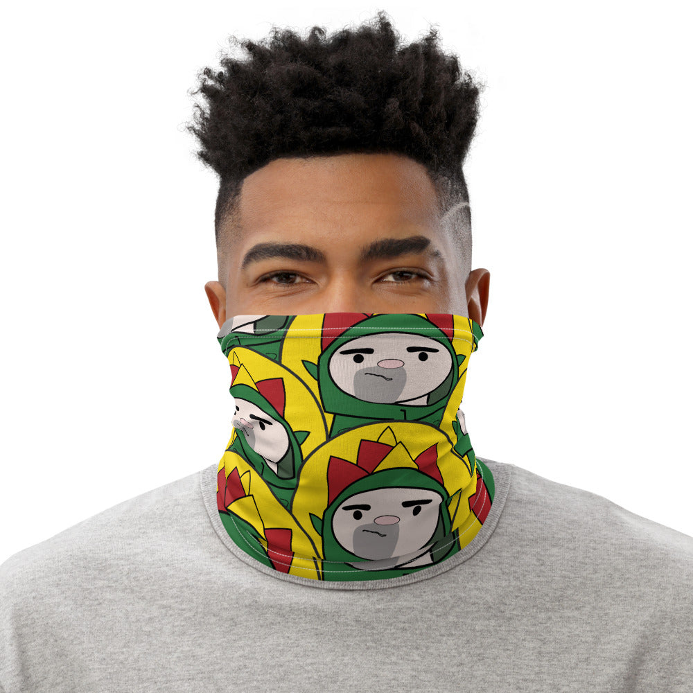 PIFF CARTOON NECK GAITER