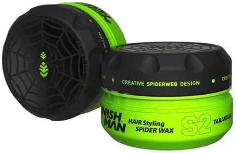 NISHMAN Hair Styling Spider Wax S2 Tarantula